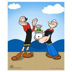 Popeye Spinach by Popeye
