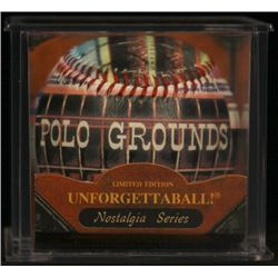 """Unforgettaball! """"Polo Grounds"""" Collectable Baseball"""