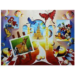 Journey to Disneyland by Astahov Original