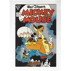 Mickey Mouse Issue #226 by Walt Disney