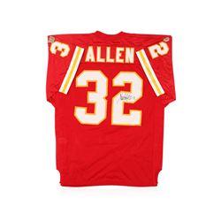 Kansas City Chiefs Marcus Allen Autographed Jersey