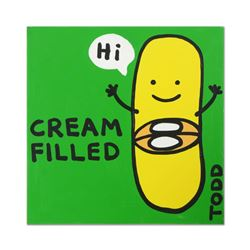 Cream Filled by Goldman Original