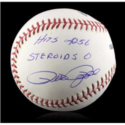 Autographed Pete Rose Baseball PSA Certified