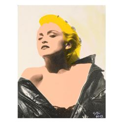 "Madonna in Leather by ""Ringo"" Daniel Funes"