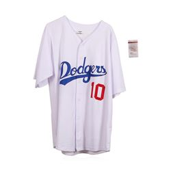 Los Angeles Dodgers Ron Cey Autographed Jersey