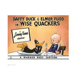 Warner Brothers Hologram Wise Quackers