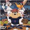 Image 2 : At the Plate (Angels) by Looney Tunes