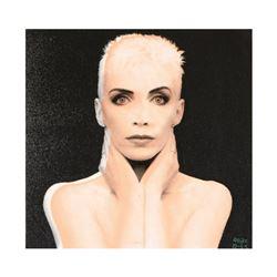 "Annie Lennox by ""Ringo"" Daniel Funes"