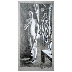Moonlit Desire by Kostabi Original
