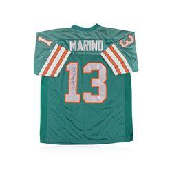 Miami Dolphins Dan Marino Autographed Jersey