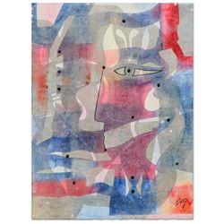 Her Blur II by Neal Doty (1941-2016)