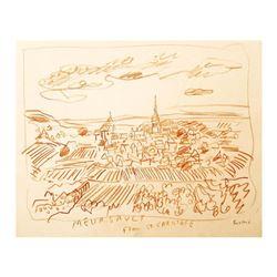 Meursault from St Christophe, Burgundy by Ensrud Original