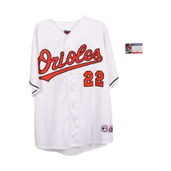 Baltimore Orioles Jim Palmer Autographed Jersey
