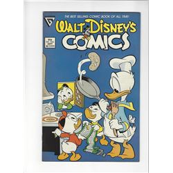 Walt Disneys Comics and Stories Issue #522 by Gladstone Publishing