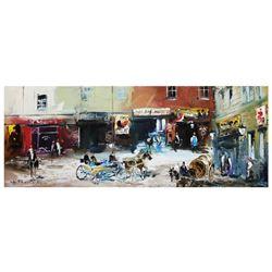 Old Street by Phachoshvili Original
