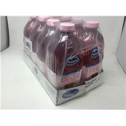 Case of Ocean Spray Pink Lite Cranberry Rose Drink (8 x 1.89L)