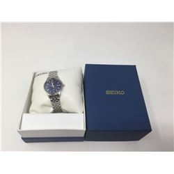 Men's Seiko Wrist Watch w/ Case
