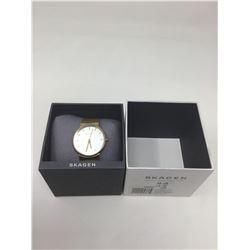 Men's Skagen Wrist Watch w/ Case