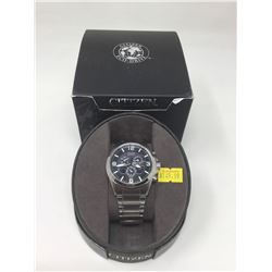 Men's Citizen Eco Drive Wrist Watch w/ Case