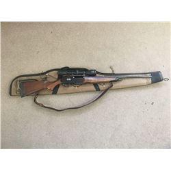 Winchester SXR 300WSM Long Rifle Burris 4.5 x 14 x Fullfield II Rifle scope