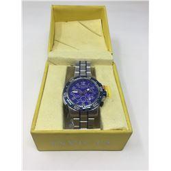 Men's Invicta Wrist Watch w/ Case