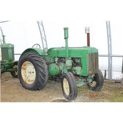 John Deere D Tractor