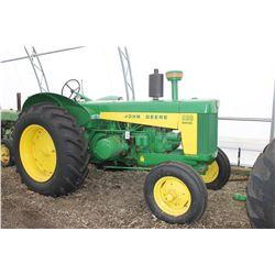 John Deere 830 Diesel Tractor
