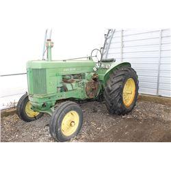 John Deere 820 Diesel Tractor