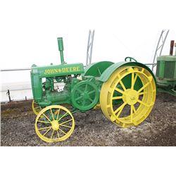 1925 John Deere D Tractor