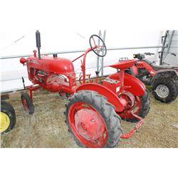 IH Cub Tractor