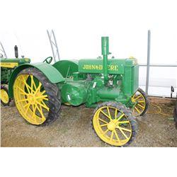1929 John Deere D Tractor