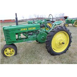1941 John Deere H Tractor