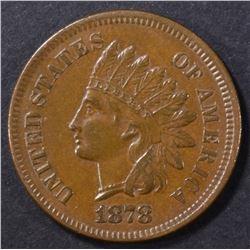1878 INDIAN CENT CH AU