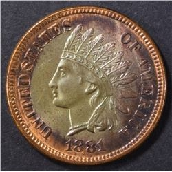 1881 INDIAN CENT CH BU