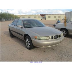 2000 - BUICK CENTURY/RESTORED SALVAGE