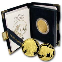 2007 US Gold Buffalo Proof in Mint Case