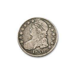 1831 Capped Bust  XF AU Grade