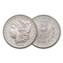 1879 S BU Grade Morgan Silver Dollar