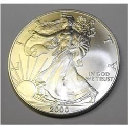 Random Date Silver Eagle 1 oz.