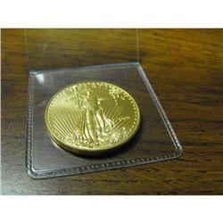 US 1 OZ. Gold Eagle Bullion Coin - Random Year