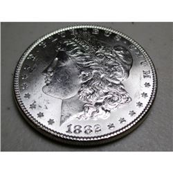1882 O BU Morgan Silver Dollar