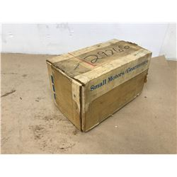 BODINE ELECTRIC COMPANY NPP-34 230/460 3 PHASE MOTOR