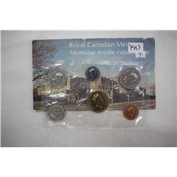 Caanada Mint Coin Sets (1) - 1993