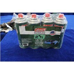 Butane Gas (4 cans)