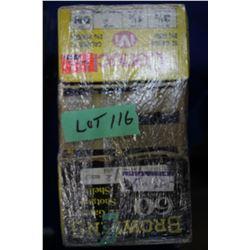 3 Boxes of 12 ga. - #2 Shot - Live Ammo