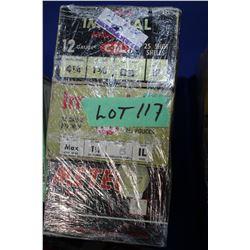 1 Box of 12 ga. BB Shot; 1 Box of 12 ga. - #5 Shot & a Part Box of 12 ga. - #6 Shot - Live Ammo