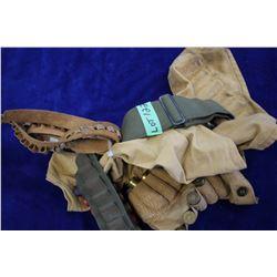 Ammo Belt & a Vest w/12 ga. Shot Shells
