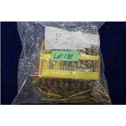 Bag of 30.06, 270, 7mm Mag - Factory Live Ammo