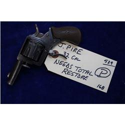 J. Pire - Prohib - Revolver - Velo Dog Type ***Needs a 12(6) License
