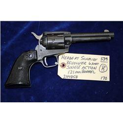 Herbert Schmidt - Restricted Revolver ***Needs work***